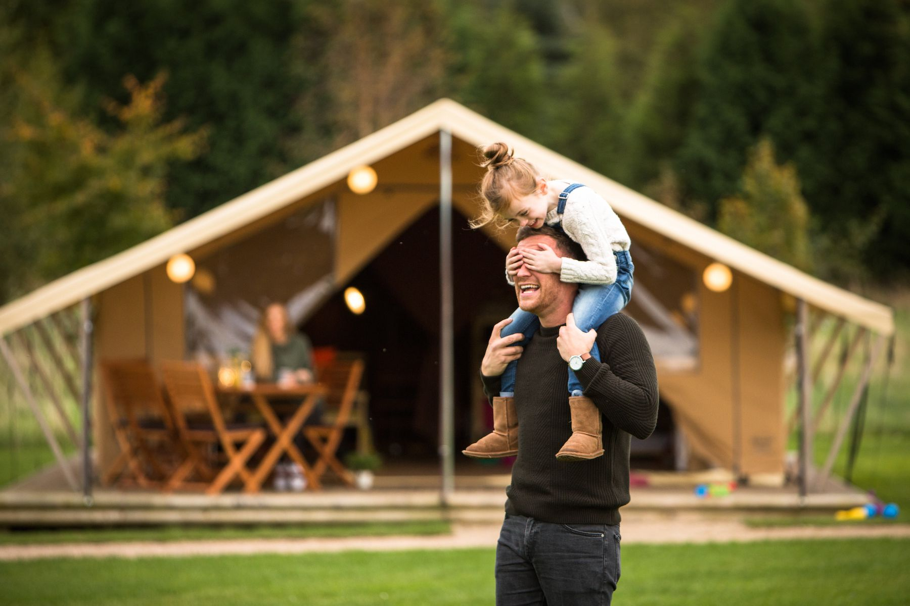 Ready Camp Glamping Sites in the UK