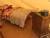 Rose Bell Tent