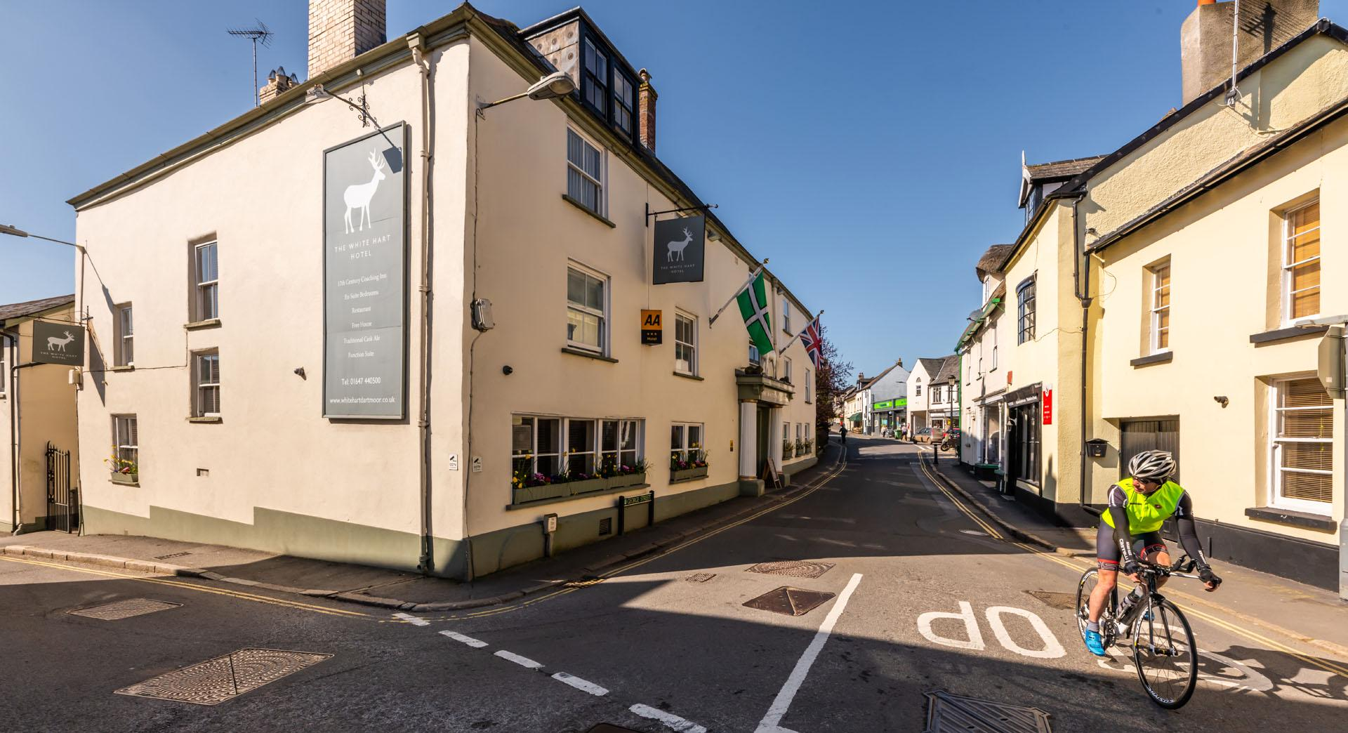 Hotels in Moretonhampstead holidays at Cool Places