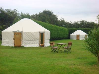 Tranquil waterside camping in the heart of bucolic Suffolk.