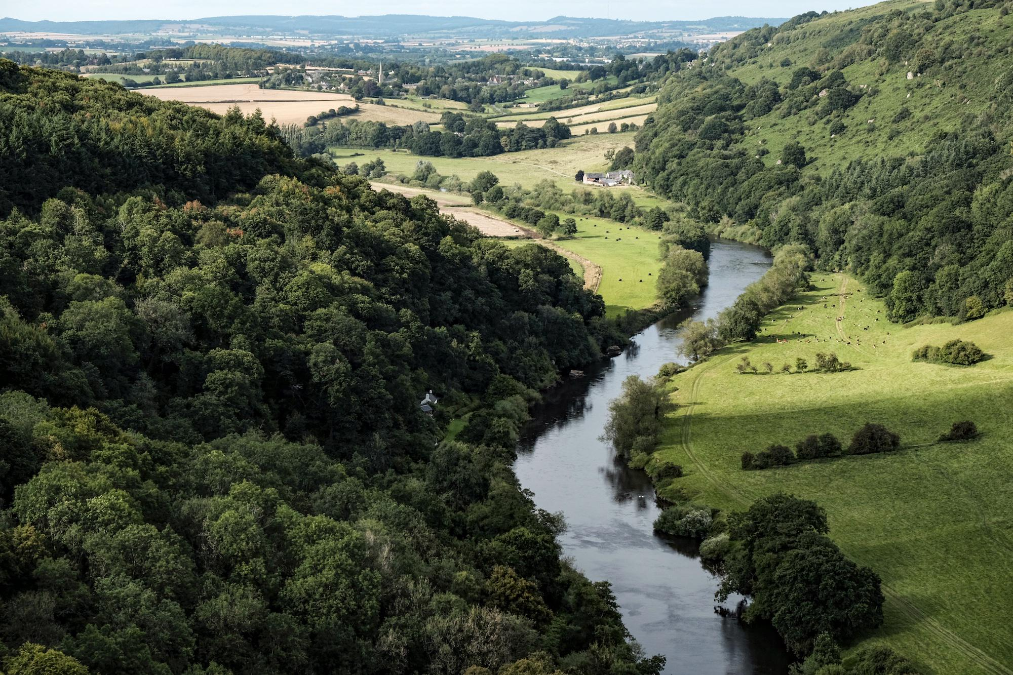 Wye Valley Camping | Best campsites in the Wye Valley AONB