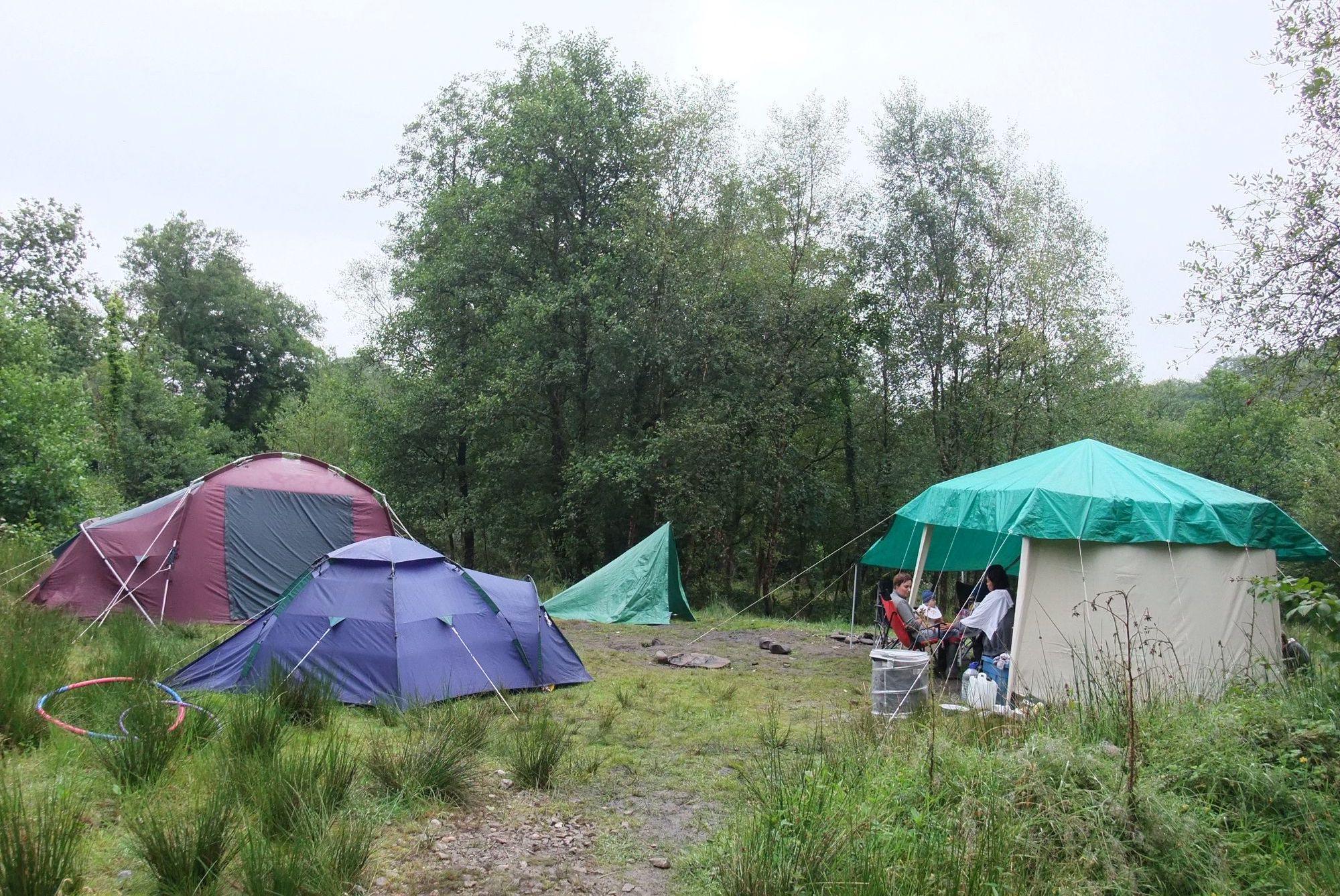 Lone Wolf Campsite