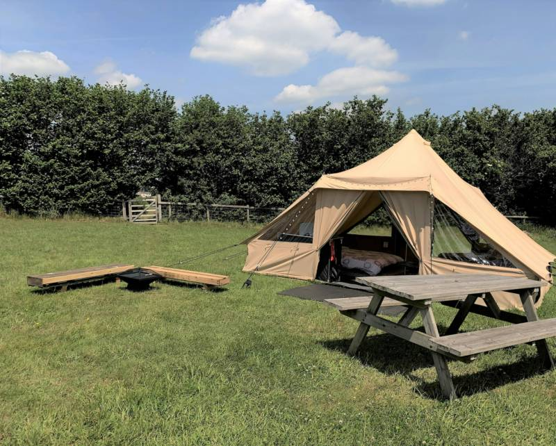 Arniss Bell Tents  Godshill, Fordingbridge, Hampshire SP6 2JX