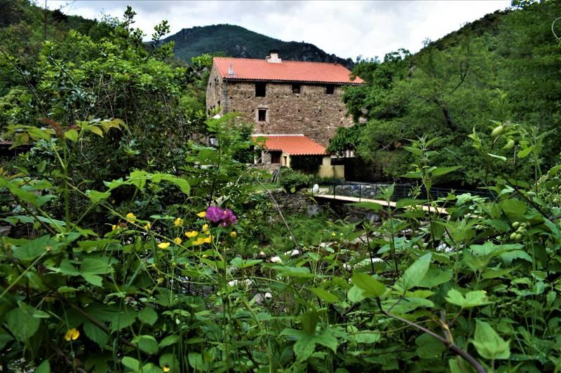 Mas de la Fargassa Mas de la Fargassa, Montalba, 66110 Amélie les Bains, Pyrénées-Orientales, France