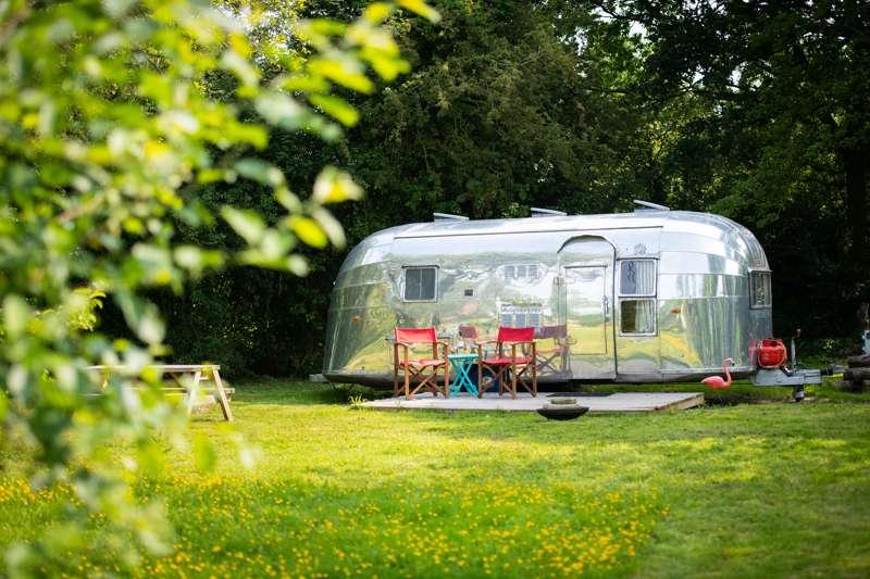 Tin Can Camping Birchway Farm, Birch Way, Mundham, Norfolk NR14 6EW