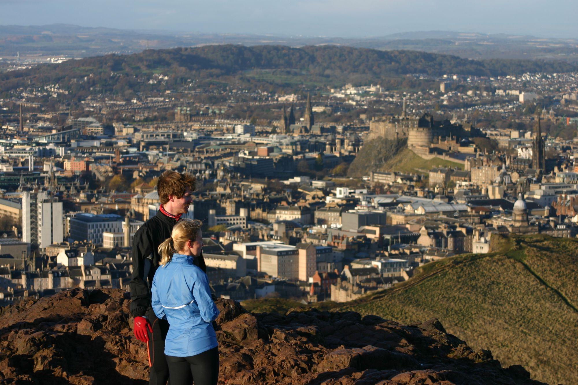 Hotels, B&Bs & Self-Catering in Edinburgh