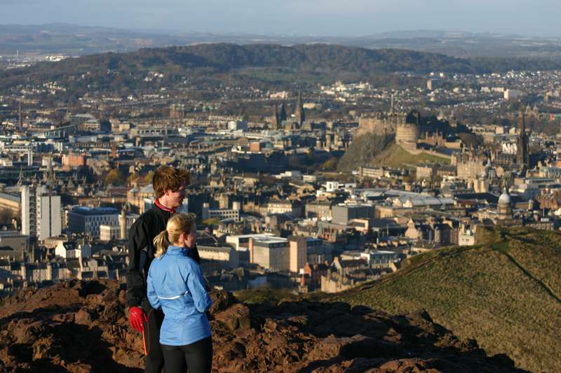 Hotels, B&Bs & Self-Catering in Edinburgh