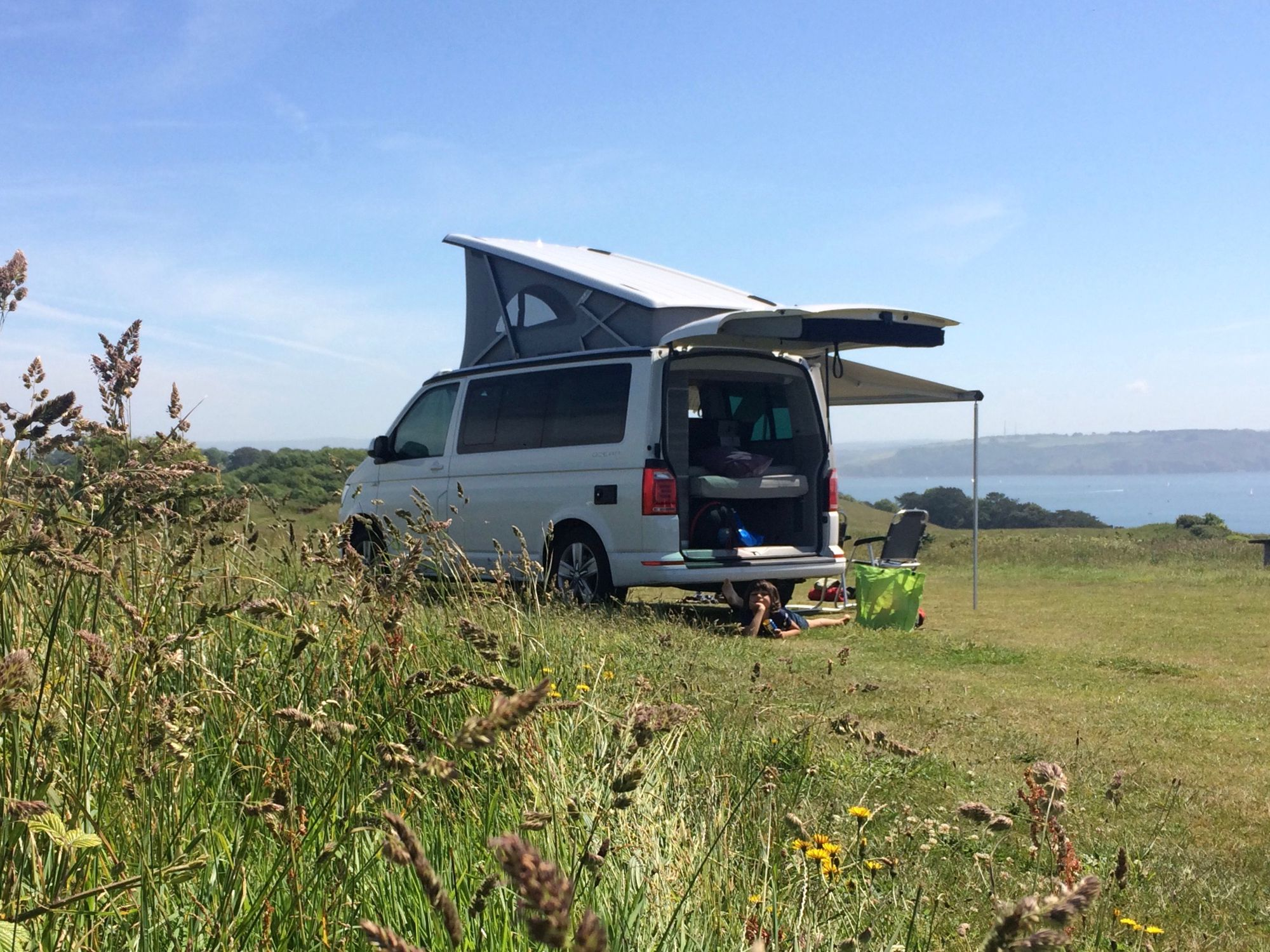Campervans in Bristol holidays at Cool Camping