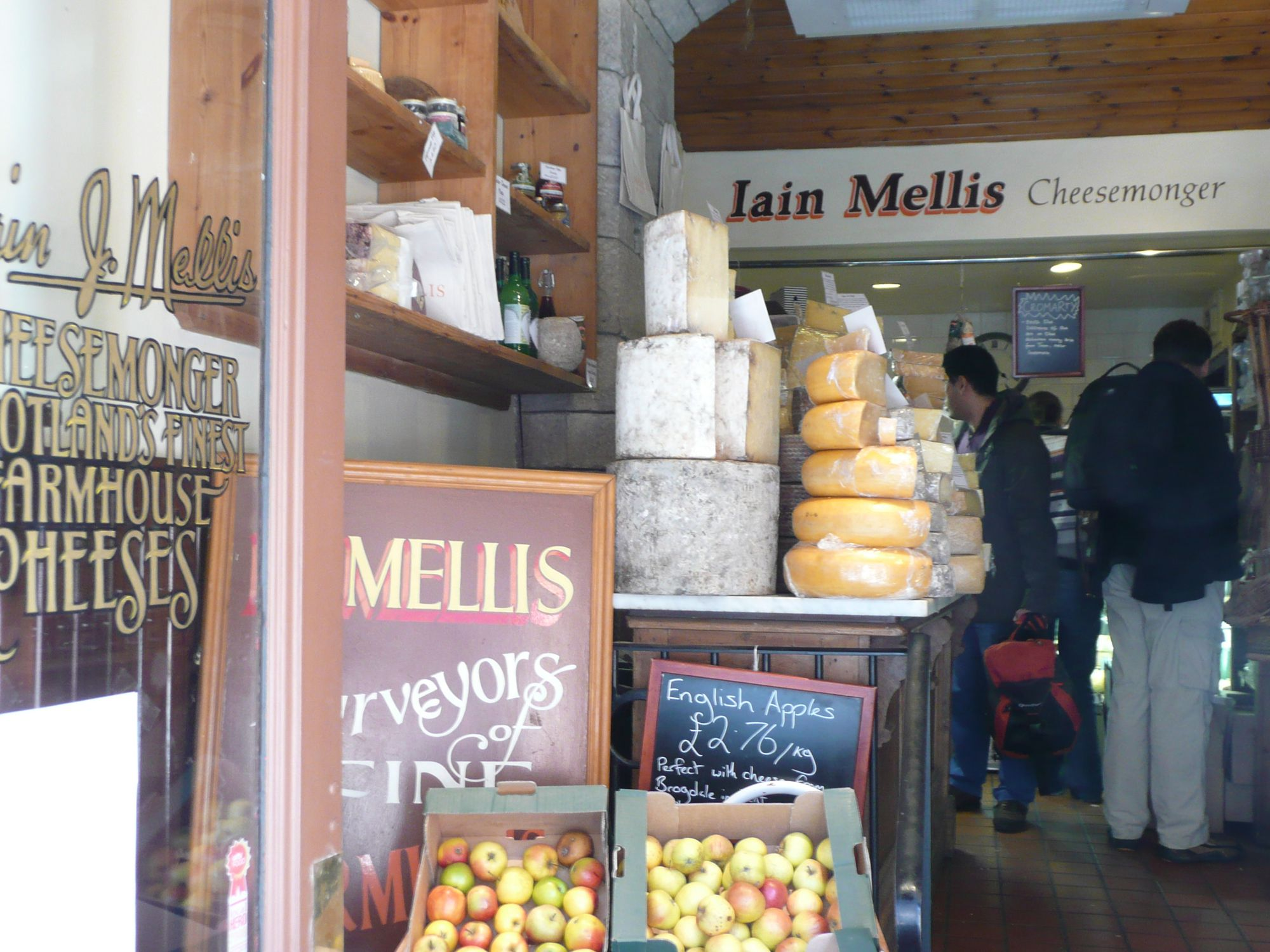 IJ Mellis Cheesemongers