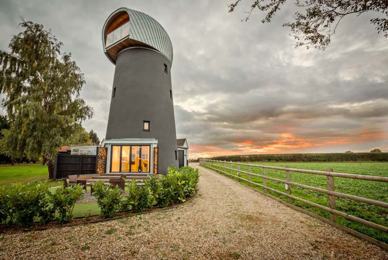 5 unusual places to stay for a weekend break
