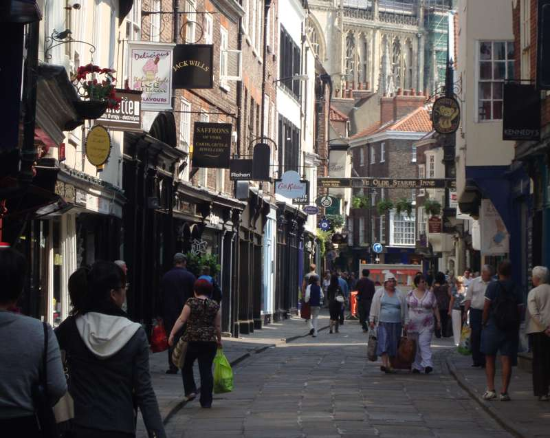 The Quarter and Stonegate