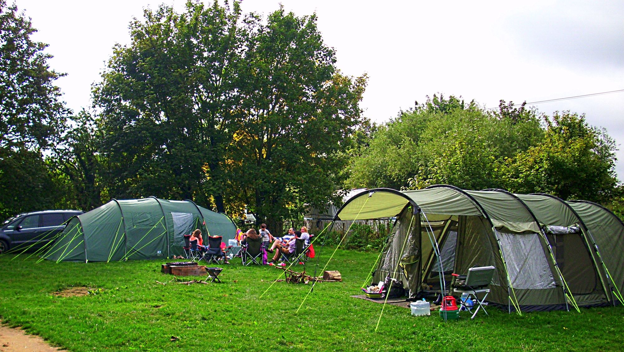 Farm camping at its eco-friendly best – in the heart of the Fens.