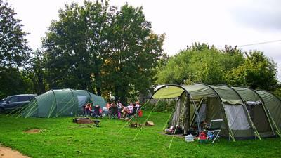 Karma Farm Eco Campsite Karma Farm, 8 Fen Bank, Isleham, Ely, Cambridgeshire, CB7 5SL