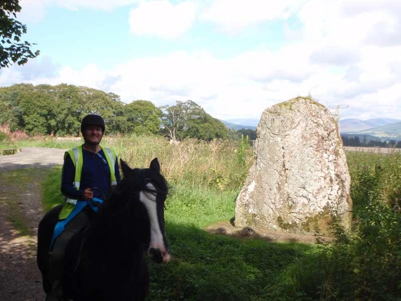 Angus Glens Horseriding