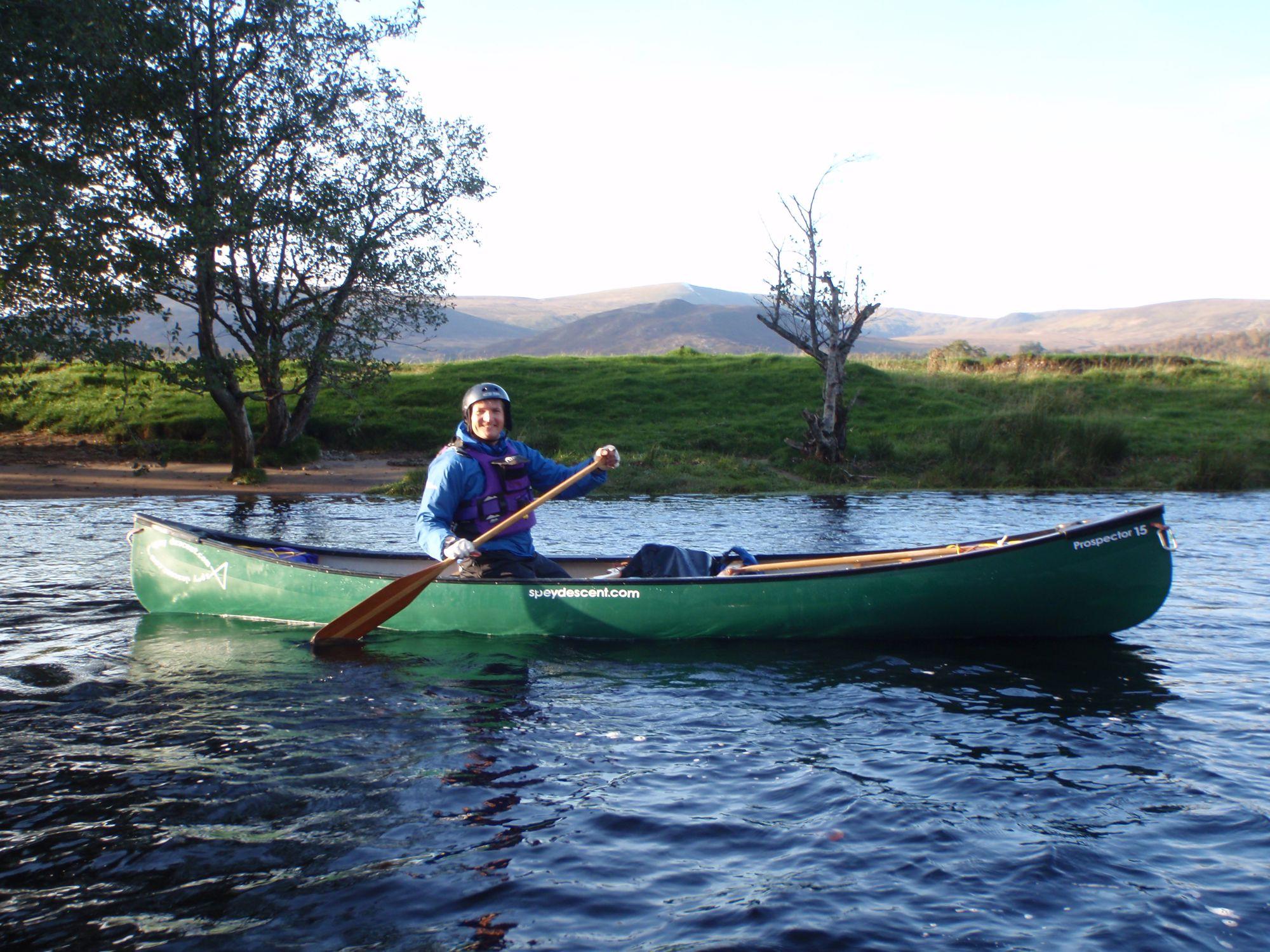 Canoe the Speyside Whisky Trail