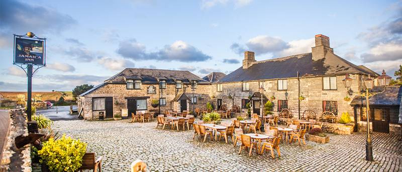Jamaica Inn Bolventor, Launceston, Cornwall PL15 7TS