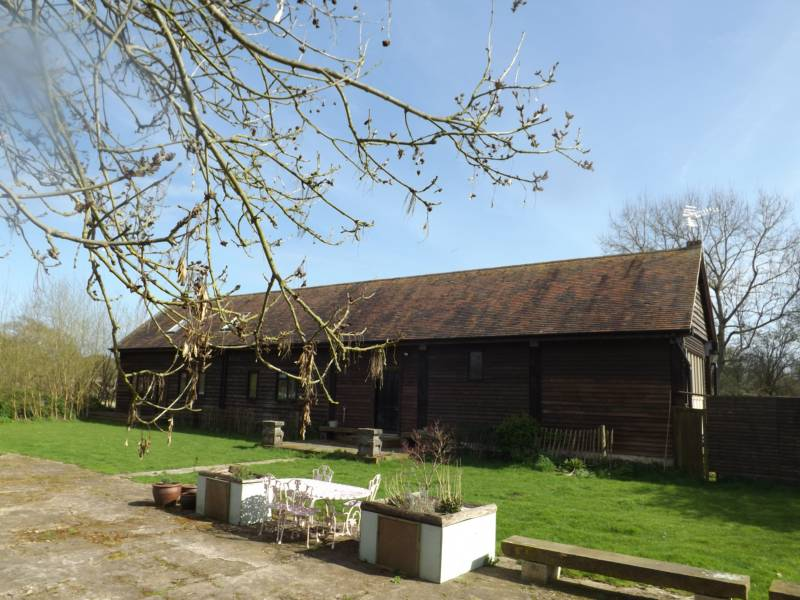 The Timber Barn
