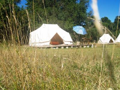 Furnished Tent 2-4 people
