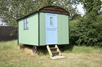 Galloway Shepherds Hut
