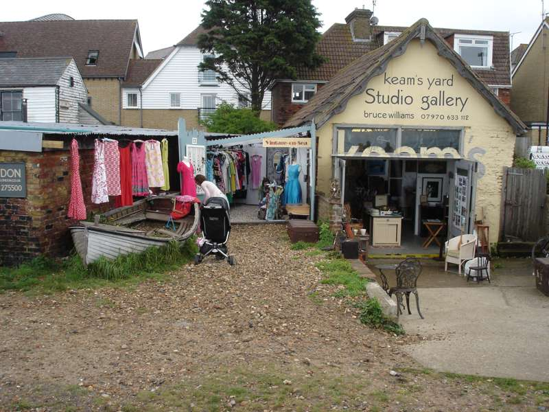 Keam's Yard Studio Gallery