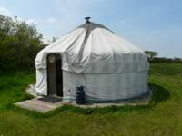Goldilocks Yurt