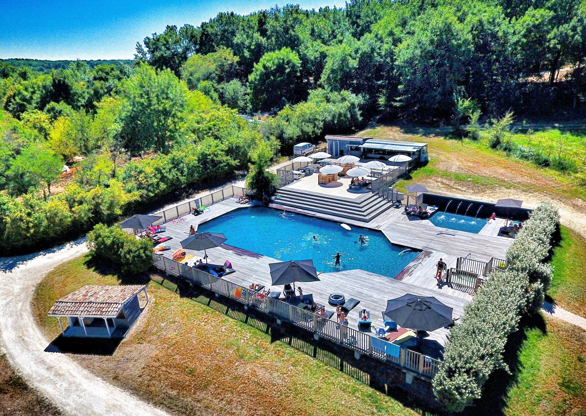 Campsites in Lot-et-Garonne holidays at Glampingly