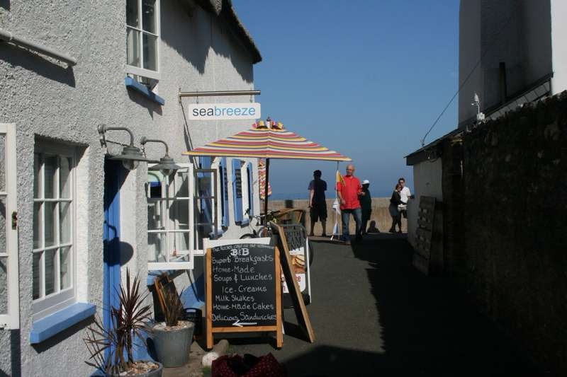 The Sea Breeze Café Slapton Sands Torcross Kingsbridge TQ7 2TQ