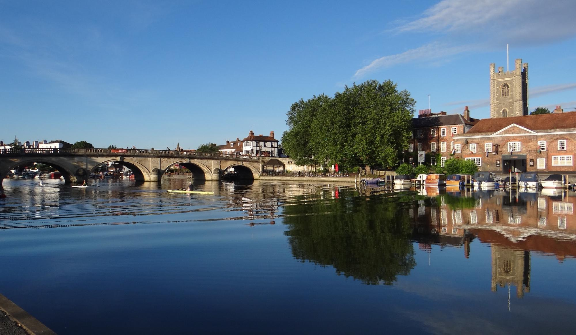 Henley-on-Thames Camping   Campsites in Henley-on-Thames