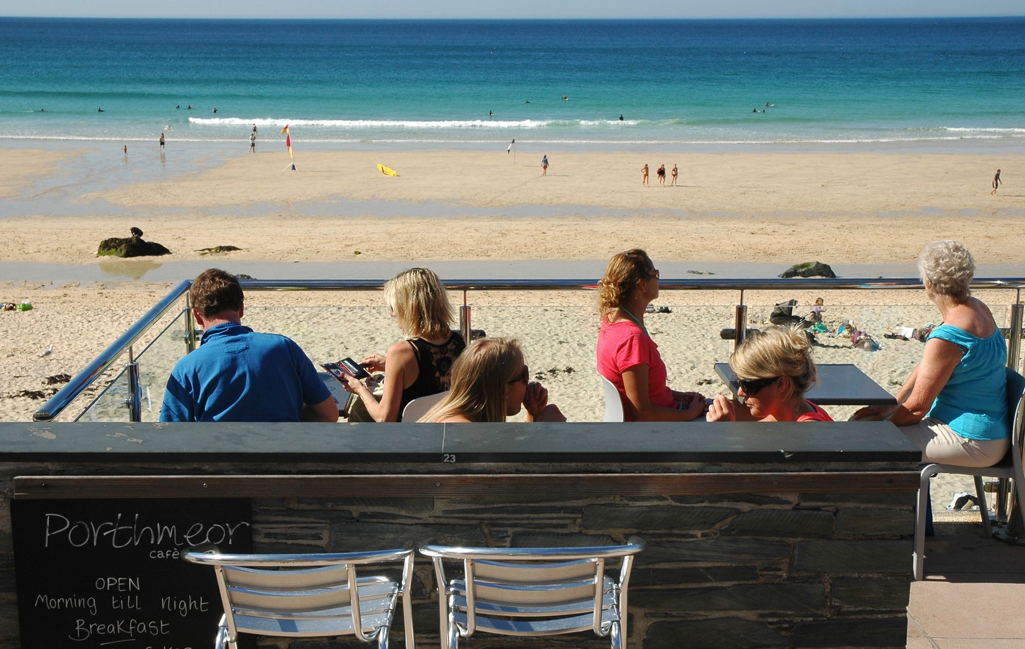 The 10 Best Seaside Cafés in Cornwall
