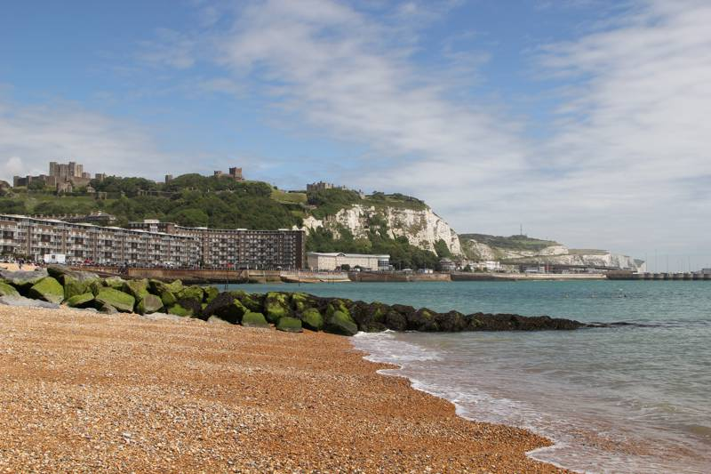 The Best Campsites on the Kent Coast