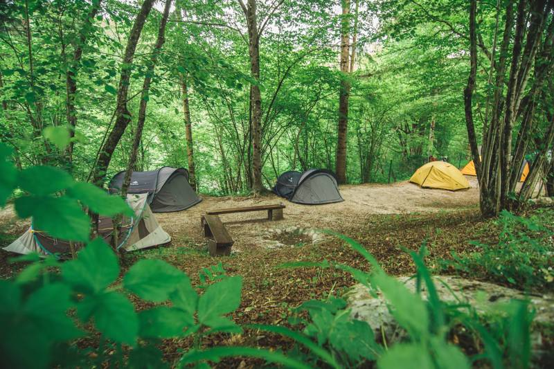 Campsites in Slovenia – The Best Camping & Glamping in Slovenia