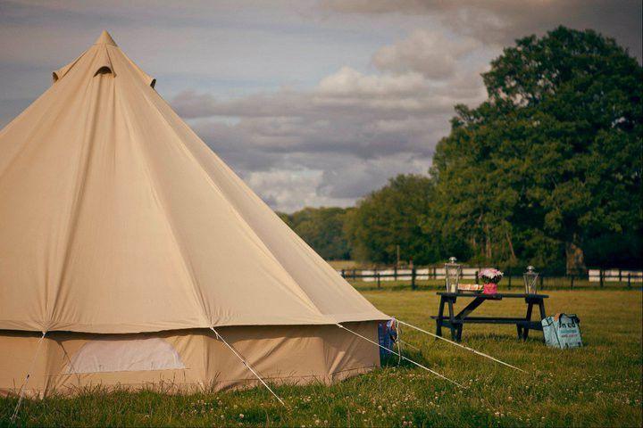 Campsites in Surrey