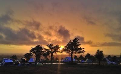 Camping Bel Sito  Camping Bel Sito, L'église 50270 Baubigny, Normandy, France