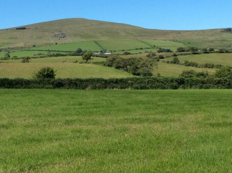 Brynhaul Clover Field Camping and Shepherds Huts Brynhaul, Maenclochog, Pembrokeshire SA66 7JX