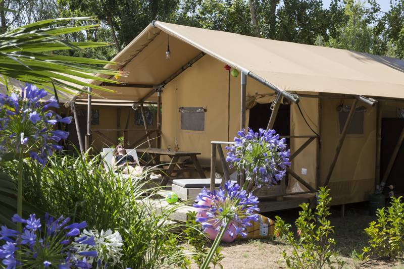 Hedeia Lodge Tent