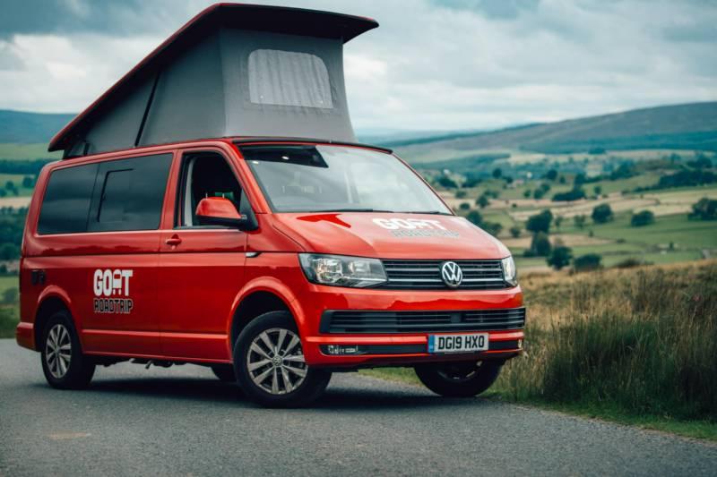 Leeds campervan hire