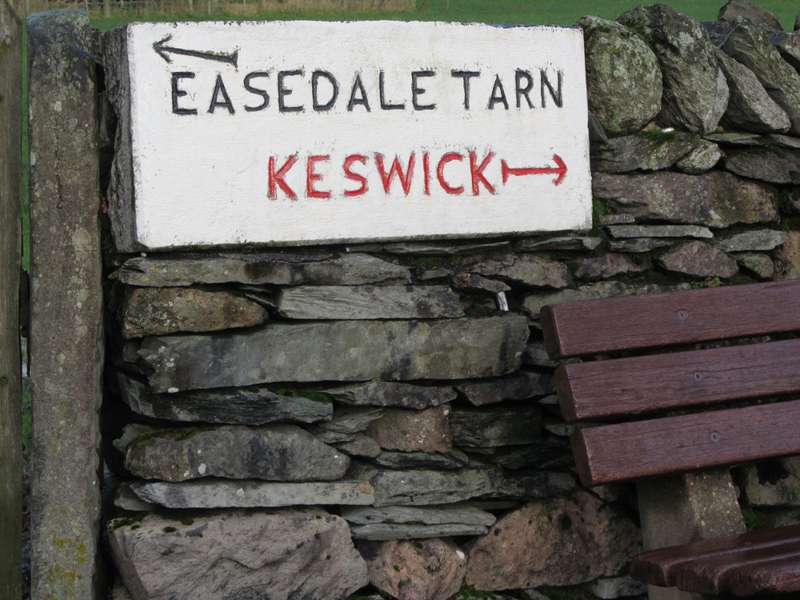 Getting to grips in Grasmere