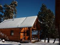 Cabane winter
