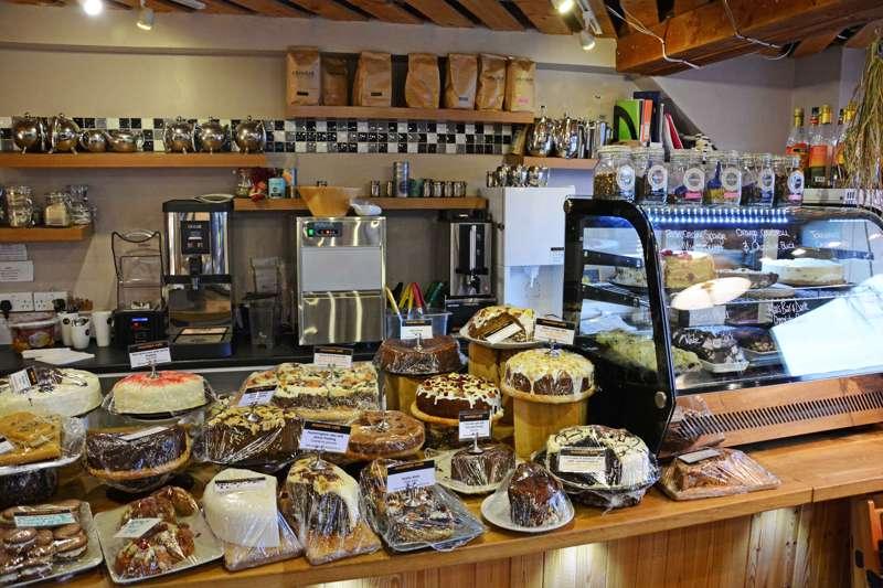 The Mountain Café