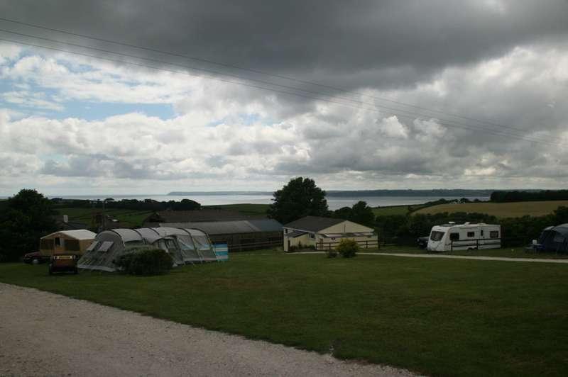 Penhale Farm Camping & Caravan Park Fowey PL23 1JU