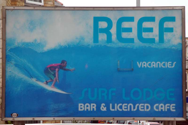 Reef Surf Lodge 10–12 Berry Road Newquay TR7 1AR