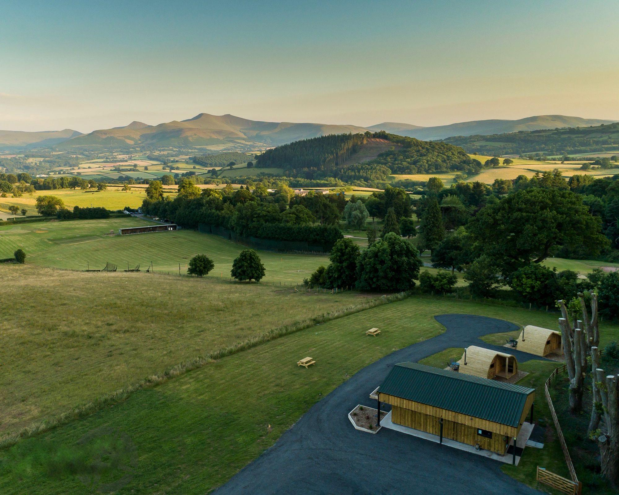 Brecon Camping | The best campsites in Brecon, South Wales.