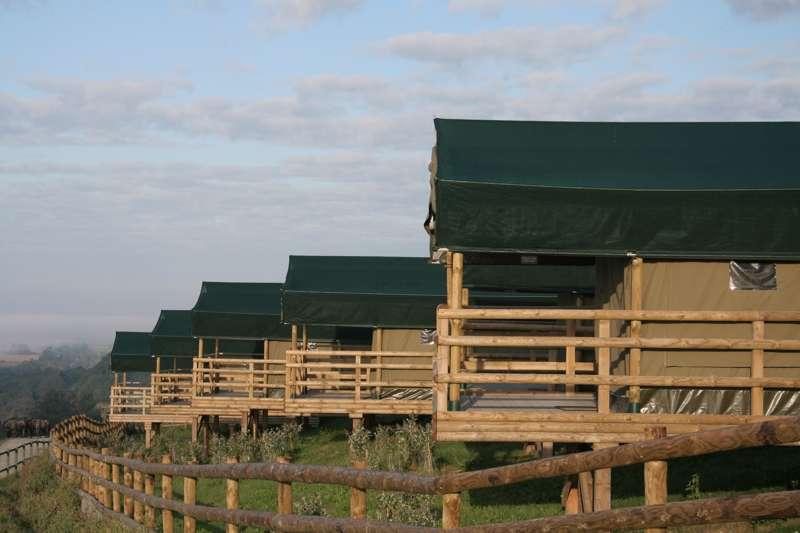 Bear Lodge Port Lympne Wild Animal Park, Lympne, Nr Hythe, Kent CT21 4PD