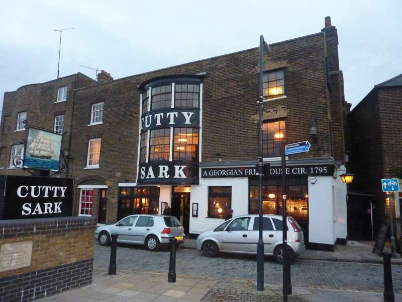 The Cutty Sark Tavern
