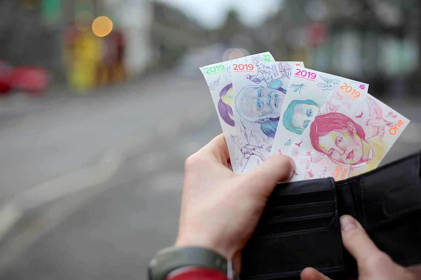 Lake District currency