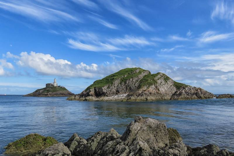 Mumbles Camping | Campsites in The Mumbles, Gower Peninsula
