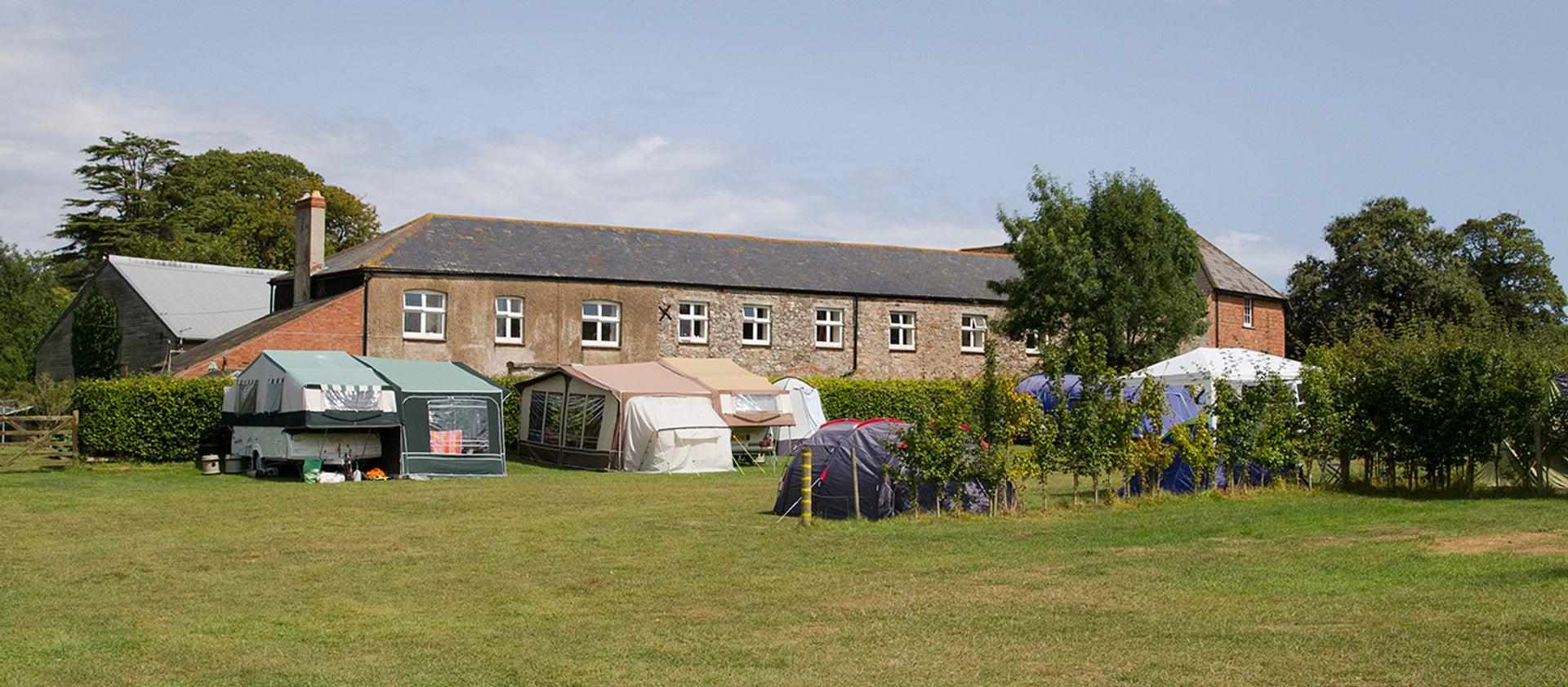 Campsites in Devon holidays at I Love This Campsite