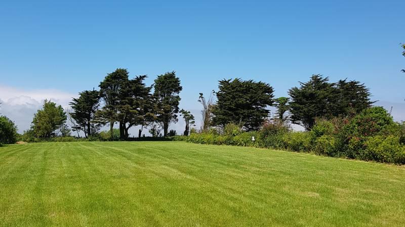 Grass Pitch (No Electricity)