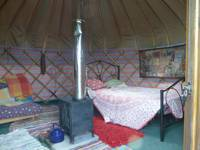 Baby Bear Yurt