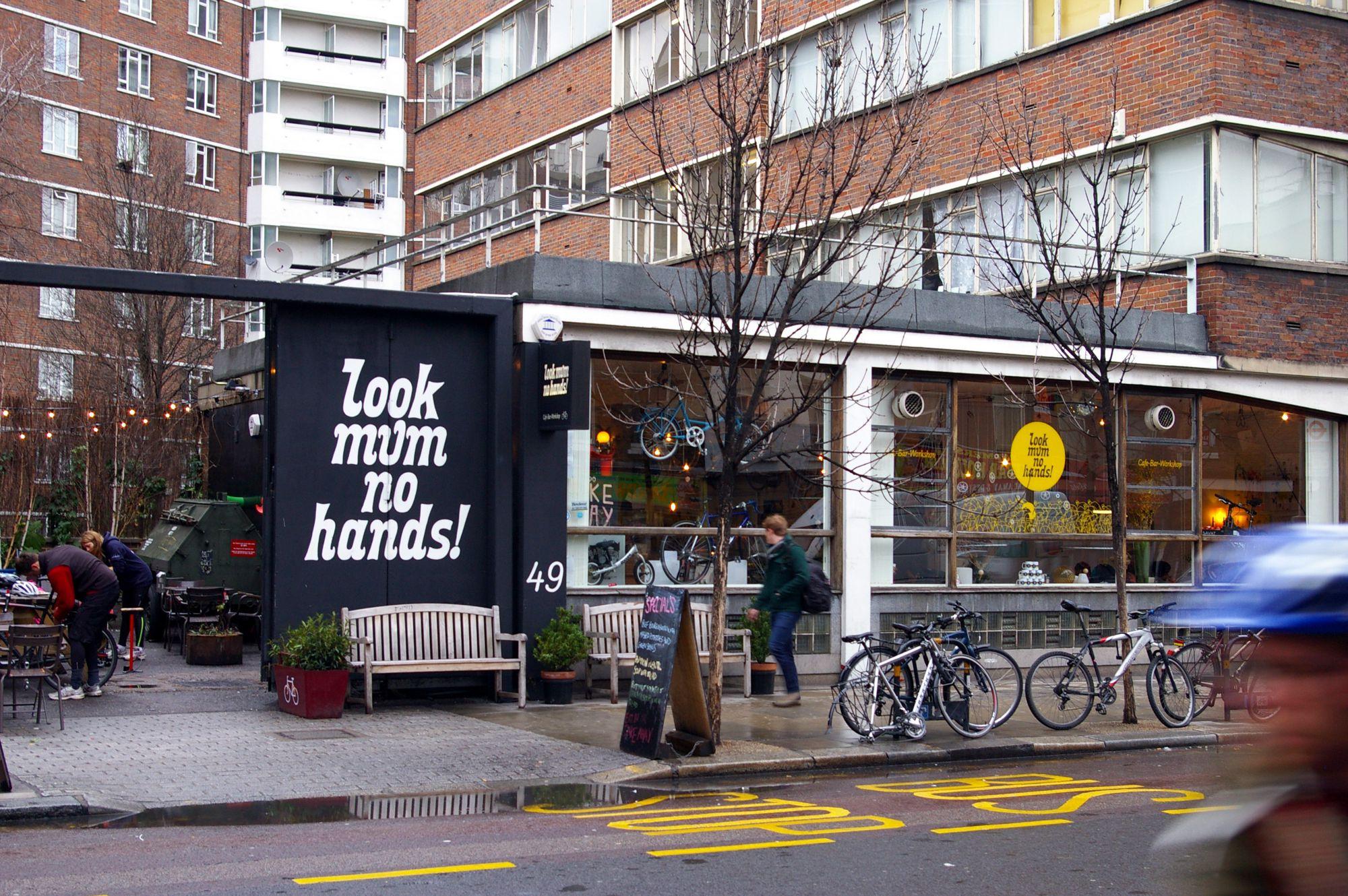 Look Mum No Hands!